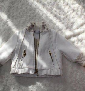 Курточка для девочки+подарок