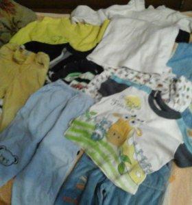 Одежда для мальчика 86 см