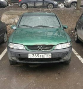 Автомобиль Opel vectra b