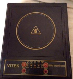 Плита/печь индукционная VITEK для дома и дачи