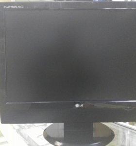 """Телевизор +монитор LG 20"""""""