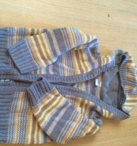 Детский свитер на молнии Next Baby