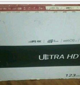 Телевизор LG49UF8507 V
