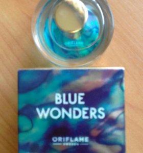 Blue Wonders туалетная вода Oriflame