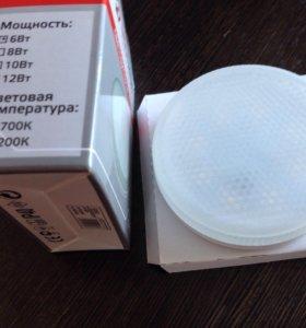 Светодиодная лампа для светильника GX53 6W