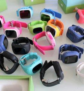 Умные часы smartwatch для детей с gps