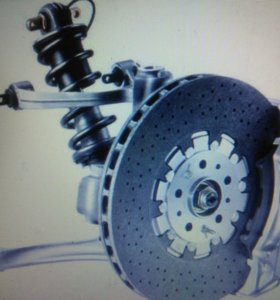 Тормозные диски колодки суппорт стойки амортизатор