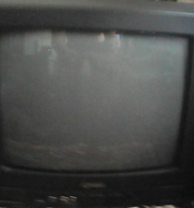 "Телевизор на кухню 14"""