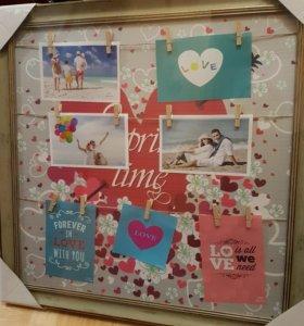 Картины новые в упаковке брала на подарки