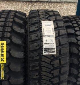 Грязевые шины и диски в ассортименте опт и розница