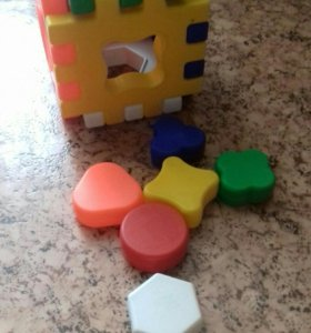 """Игрушка """"кубик"""""""