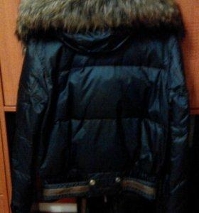 Куртка пуховая женская