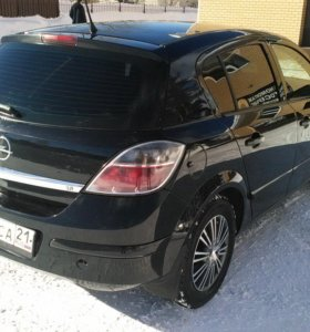 Opel Astra H 2008г. 1,6МТ