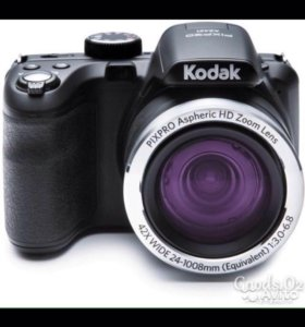 Новый фотоаппарат Kodak PixPro AZ421 Astro Zoom HD