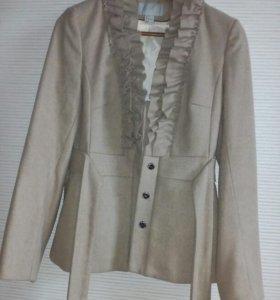 Новый демисезонный пиджак