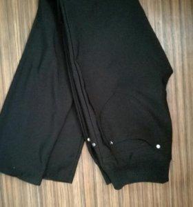 Классические брюки на резинке