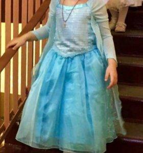 Нарядное платье Принцессы 104-110