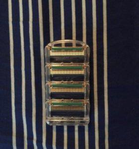 Лезвия для бритья Gillette Fusion