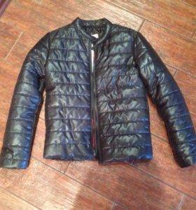 Новая куртка дутик на весну
