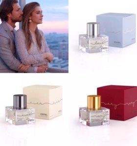Три восхитительных аромата