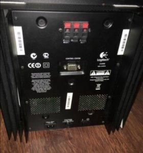 Продам акустику Logitech z5450