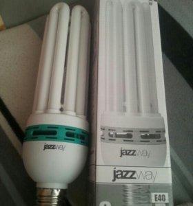 Энергосберегающая лампа 105 Вт. Цоколь Е 40