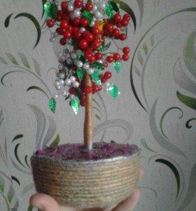 Деревья ручной работы