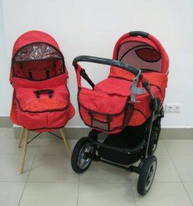 Детская коляска Happych Aviator 2в1
