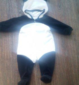 Панда комбез