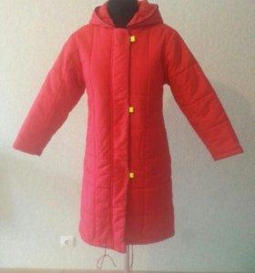 Новая куртка, весна