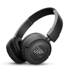 Bluetooth наушники JBL T450BT чёрные