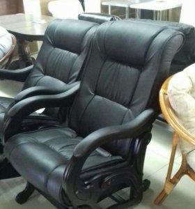 Кресло качалка гляйдер dondolo