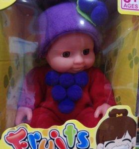 Говорящая кукла ягодка.