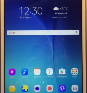 Samsung Galaxy Tab A SN-T550