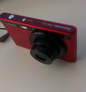 Фотоаппарат panasonic DMC-XS1 limux