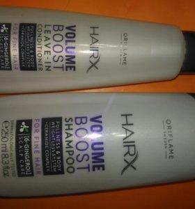 Шампунь+спрей для волос