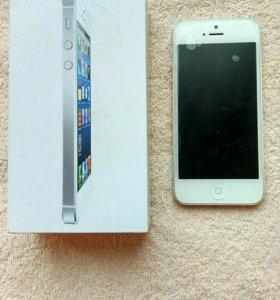 Iphone 5 32 гб.