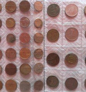 Коллекция монет