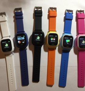Умные часы Wonlex SmartBabyWatch Q90 Q80 gw100 g72