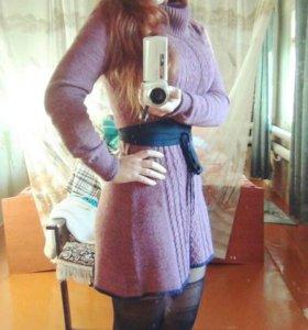 Платье (трикотаж)
