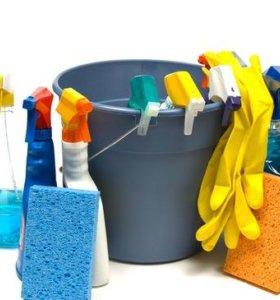 уборка квартир, частных домов