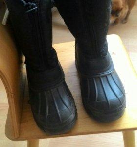 Ботинки на осень весну
