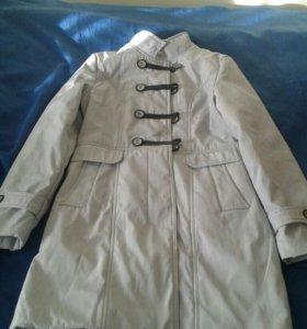Куртка-пальто балоневая