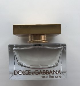 Dolce&Gabbana Rose The One for women