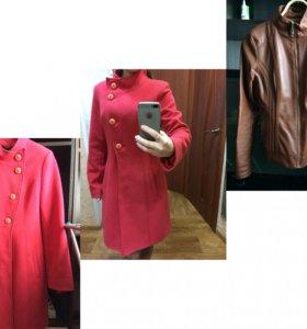 Весенне пальто и куртка