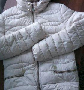 Курточка, сейчас за 1000