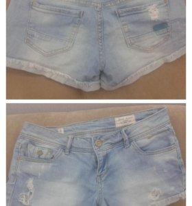 Джинс шорты и юбки