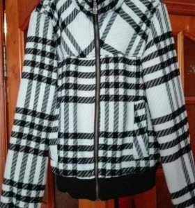 Куртка-ветровка на весну