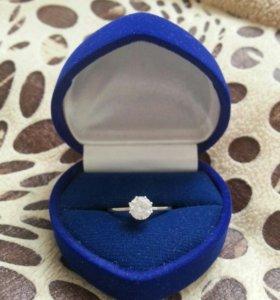 Серебряное кольцо SKAZKA