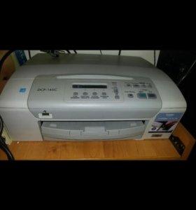 Принтер -сканер brother
